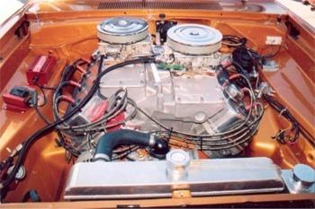 Mr Norms GSS Hemi Dart 528 Hemi Engine 2