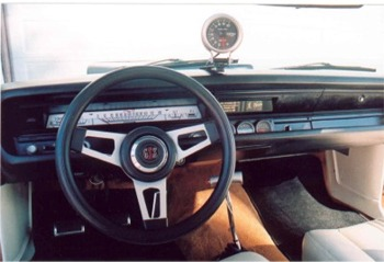 Mr Norms GSS Hemi Dart Dash