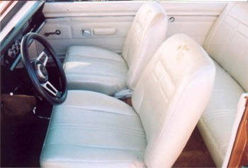 Mr Norms GSS Hemi Dart Interior 2