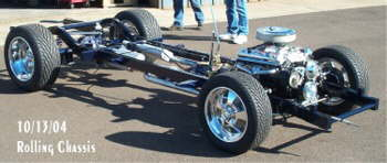 Rolling Chassis!
