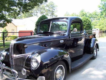 Spencer's 1941 Ford Pickup