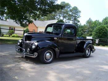 Spencer's Truck