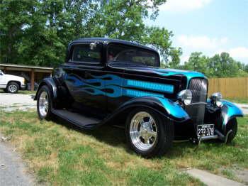 Betty's Car