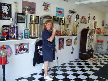 Bettys Showroom.