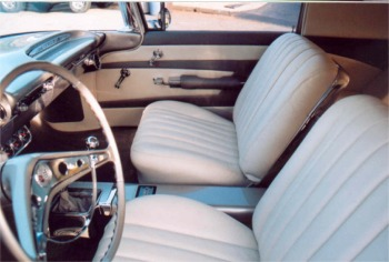 1959 Chevrolet Winged Express Interior 2