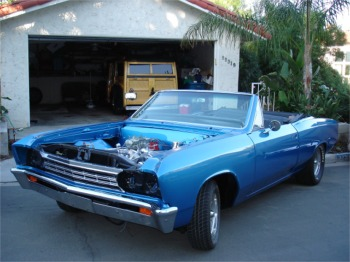 67 chevelle 1st day drive 005