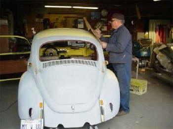 My little VW0002