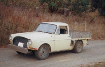 VW Trucka