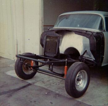 Building A 1955 Chevy Quot C Quot Gasser Hotrod Hotline