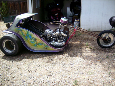 Aee Choppers Quot Big Twin Quot Has Reappeared Hotrod Hotline