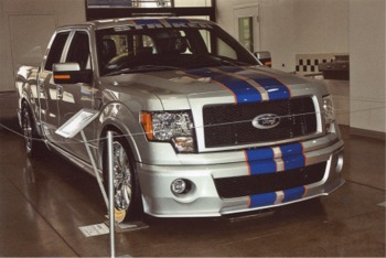 Ford F150 Striker at 2009 GNRS
