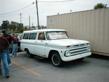 Johnny's future Shop Truck