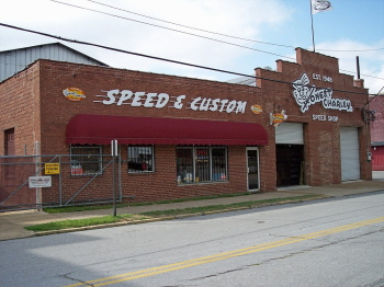 Coker Tire And Honest Charley S Speed Shop Chattanooga