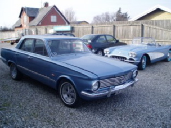 PLYMOUTH  64 RESTORED