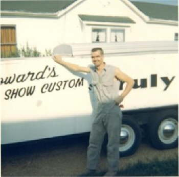 Here's Gene Howard in the early '60's!