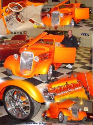 Larry's 35 Chevy