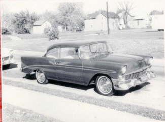 Fuzzys 1956 Chevy