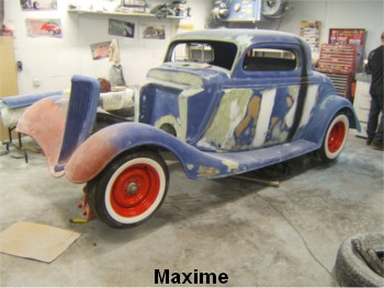 FORD MAXIME