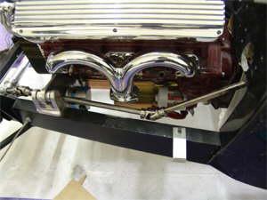 Steering Shaft Header