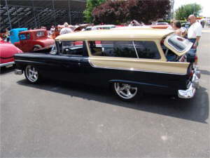 1957 Ford 2 door Ranch Wagon