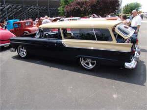 Jeremy jones dreams hotrod hotline for 1957 ford 2 door ranch wagon sale