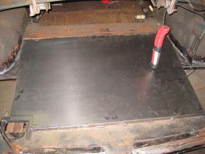 trunk-panel