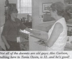 Alec featured in Automotive Calender of Events, 2007
