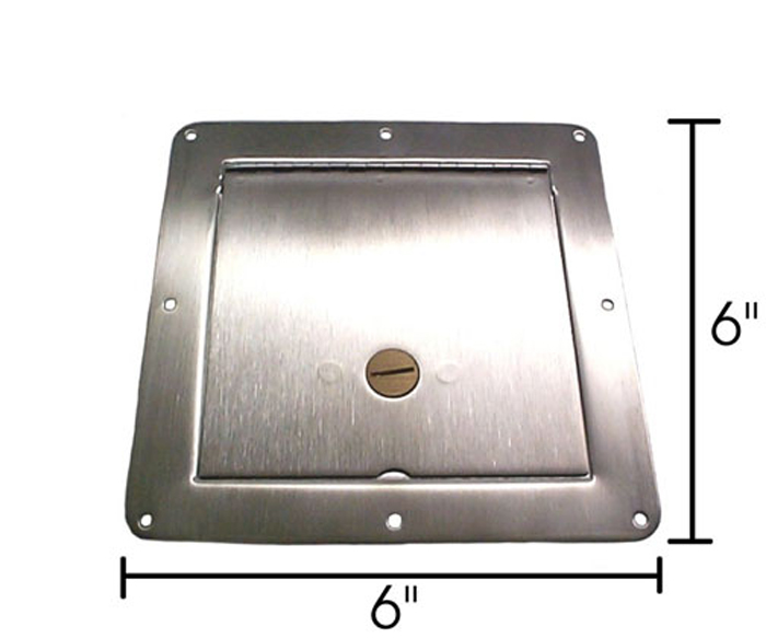 Access Door MD-3resized  sc 1 st  Hot Rod Hotline & Hotrod MD - Jim Clark ~ Master Cylinder Access Door