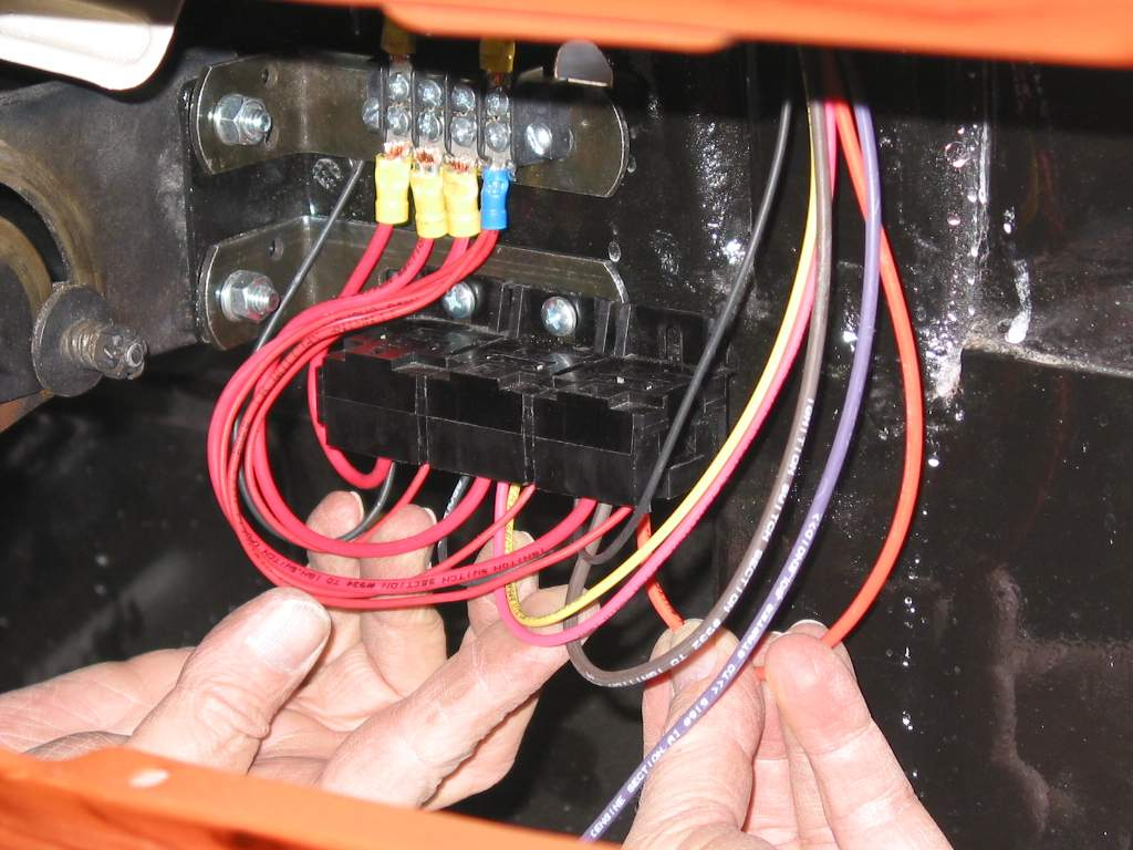 Oldschool Relay Switch Ignition These Three Bases Are Attached Up Under The Dash And Will Be Activated By Original Starter Button