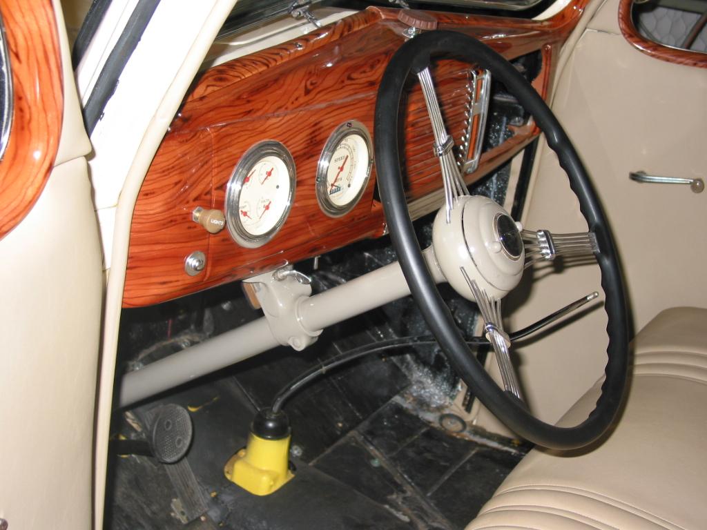 Universal Turn Signal Switch Wiring Diagram Vintage Hot Rod ... on