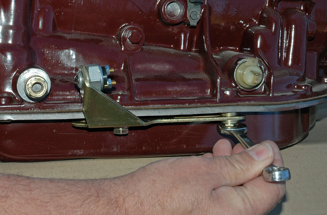Installing A Hybrid Shifter Story Amp Photos By Jim Clark
