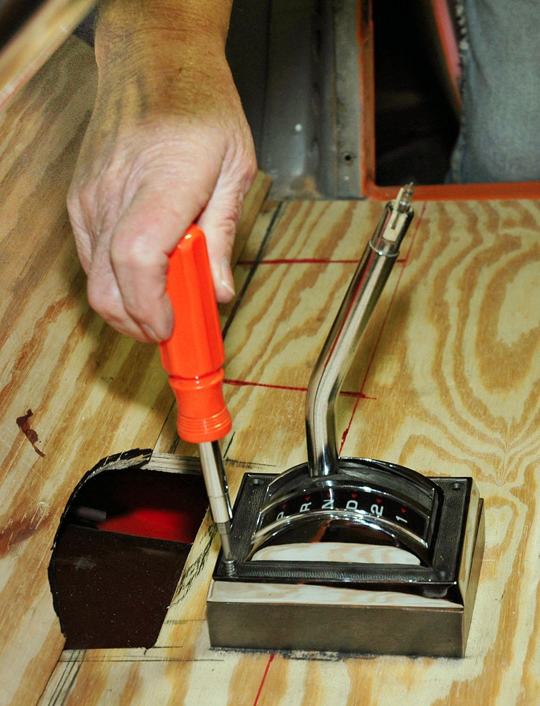 Installing a Shifter