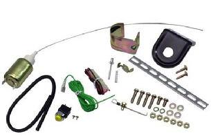 Sdway Motors Electric Trunk Release Kit Enough 12 Volt Solenoids Switches Relays And Wire With Hardware Necessary To Activate One Latch