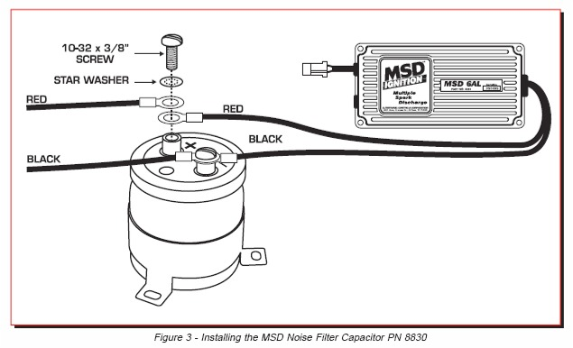 msd 8830 wiring diagram msd discover your wiring diagram collections radio noise msd ignition