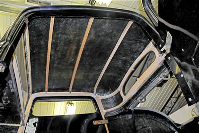 Hushmat Installation In A 32 Ford Coupe Cool Quiet