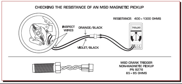 magnetic pickup msd9