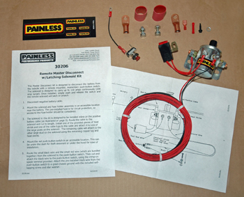 DiscMD-1 Painless Wiring Kit Diagram on gm for relay, jeep cj7, 12 circuit universal, tail lights, for foot switches dimmer, performance electrical, electric fan, turn signal brake, harness wire code, cj5 jeep, remote starter solenoid 30203,