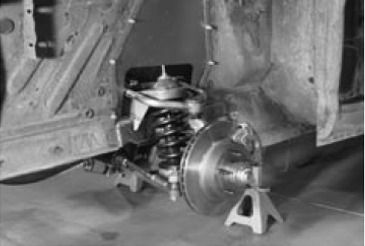 Independent Front Suspension Mustang Ii Installation From