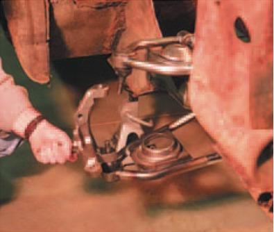 heidts mustang ii front suspension installation instructions