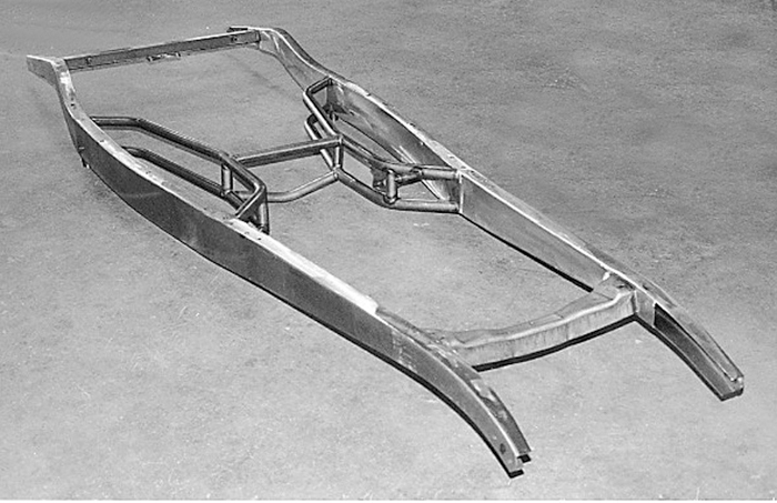 Boxing a Frame: Article by Jim Clark | Hotrod Hotline