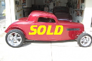 sold 33 coupe