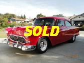 sold 55 chev 2