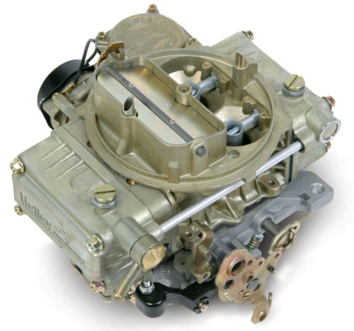 prod holley street carburetor