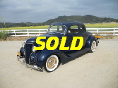 sold 36 ford