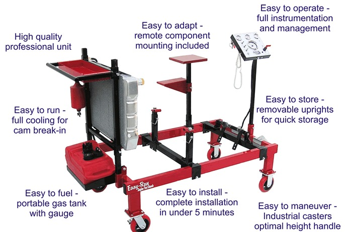 Wiring Diagram For Engine Test Stand : Easy run engine test stand