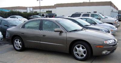 2001 Oldsmobile Aurora 4 doora