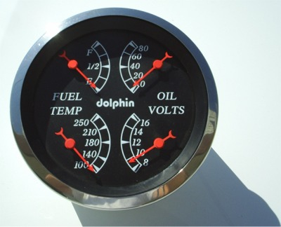 Enjoyable Dolphin Quad Gauges Wiring Diagram Wiring Diagram Tutorial Wiring Database Gramgelartorg