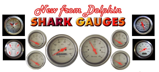 Dolphin Gauges