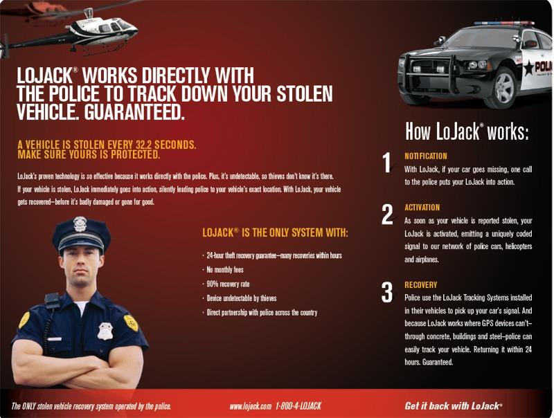Lojack For Cars >> Lojack