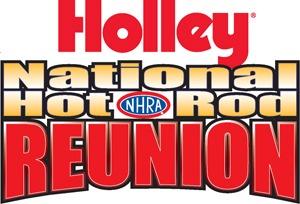 nhra holley national hot rod reunion. Black Bedroom Furniture Sets. Home Design Ideas